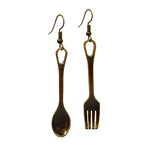 Stay Calm Sterling Bronze Decorative Utensils of