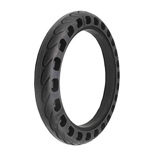 Neumáticos amortiguadores para Scooters eléctricos 14x1.75 Ruedas sólidas de Panal de Abeja, a Prueba de explosiones, Resistentes al Desgaste, no inflables, Antideslizantes para Scooters