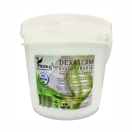 GEL CONDUCTOR TERMICO DEXAM Y ARNICA 4 KG