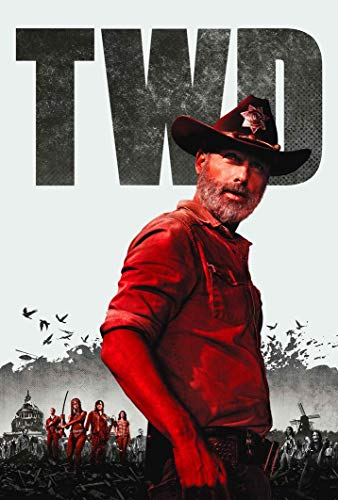 TianSW The Walking Dead Season 9 (24inch x 36inch/60cm x 89cm) Waterproof Poster No Fading