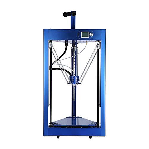 SMGPYDZYP Impresora, Impresora Delta 3D Industrial de Gran tamaño de Alta precisión, Impresora FDM de Escritorio, Copia de Fabricante 3D