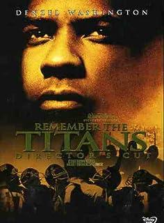 Remember the Titans [Importado]