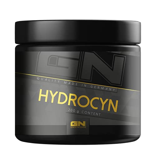Special Edition GN Laboratories HYDROCYN 65% Glycerin PreWorkout Pump Booster Trainingsbooster Inklusive Silikonarmband