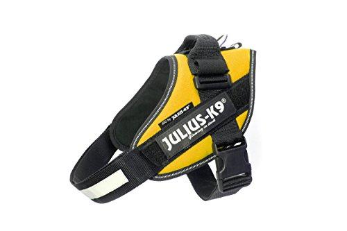 Julius-K9 16IDC-SN-0 IDC Powerharness, Dog Harness, Size 0, Sun