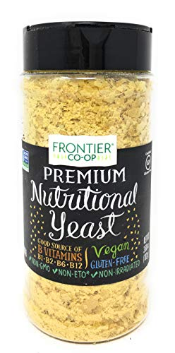 Frontier, Premium Nutritional Yeast, 4 Ounce