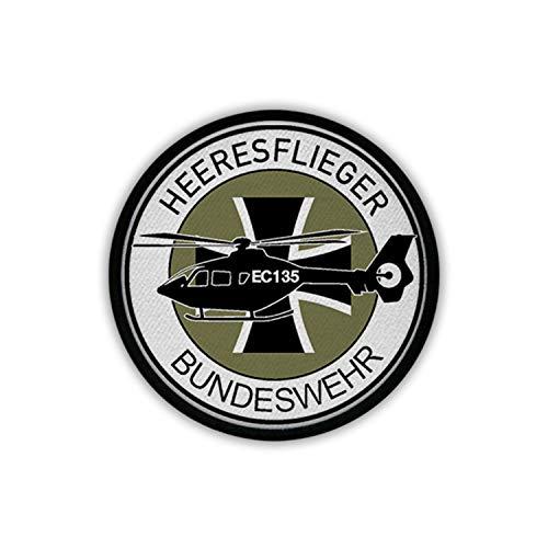 Copytec Heeresflieger BW EC135 Fritzlar Fürstenfeldbruck Patch Aufnäher #18104