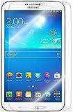 Novago - Protector de pantalla para Samsung Galaxy Tab S2 8.0-3 (alta transparencia, invisible, antiarañazos)
