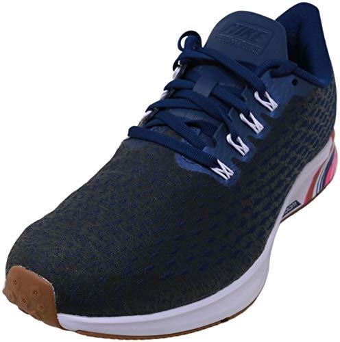 Nike Women's Air Zoom Pegasus 35 Premium Running Shoe,Blue Void/Deep Royal Blue-Barely Grape (US 9.5)