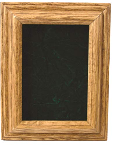 All American Gifts Single Military Medal Display Case (Green Velvet)