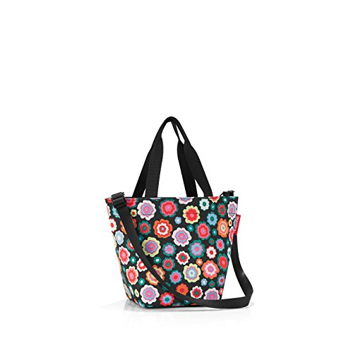reisenthel shopper XS printed happy flowers Maße: 31 x 21 x 16 cm / Volumen: 4 l