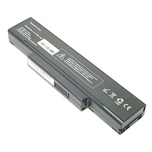 MTXtec Akku, LiIon, 11.1V, 4400mAh, schwarz für Clevo M660S
