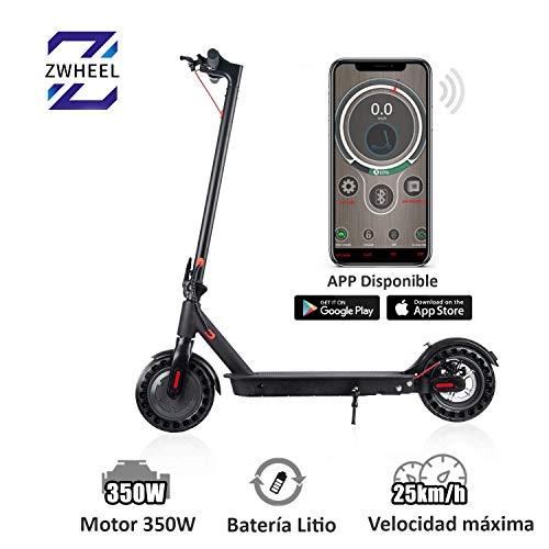 Zwheel Patinete Electrico Z Lion E9 (con Casco)