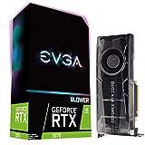 EVGA 08G-P4-2070-KR Carte Graphique GeForce RTX 2070 8 Go GDDR6 - Cartes Graphiques...