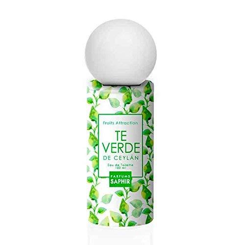 Saphir Parfums Fruit Attraction Té Verde