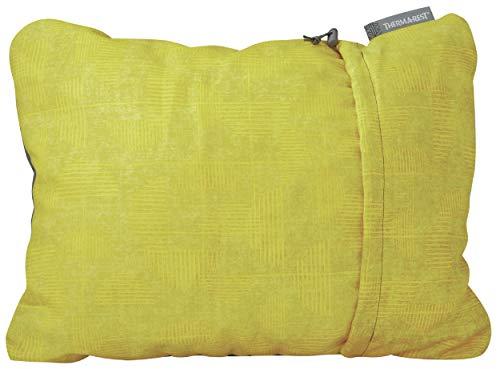 Therm-a-Rest Compressible Pillow - bauschiges Reisekopfkissen, Größe:M, Farbe:Sunray Print