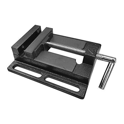 "Annurssy 4-Inch Cast Iron Drill Press Vise 4"""