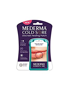 Mederma Cold Sore Discreet Healing Patch  15 Ct