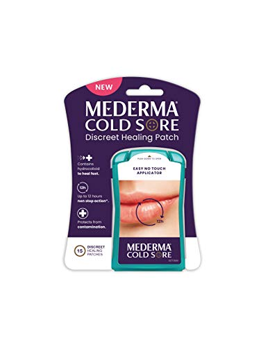 Mederma Cold Sore Discreet Healing Patch (15 Ct)