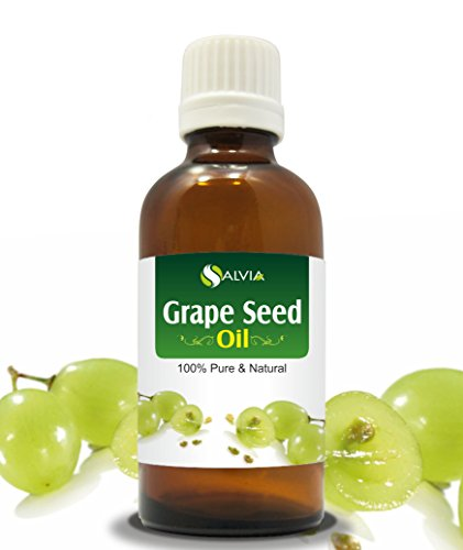 GRAPE SEED OIL 100% NATURAL PURE UNDILUTED UNCUT CARRIER OILS 50ML