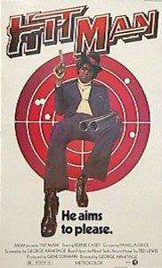 Enorme laminada/resumió la sicario - Póster de la película nos (blaxploitation) 100 x 70 cm mide aproximadamente más grandes películas de la colección dirigida por George Armitage. Protagonizada por Bernie Casey, Pam Grier, Roger E, Mosley. Alma del cine de los setenta.