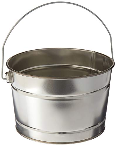 LEAKTITE 2 1/2 2-1/2-Quart Metal Pail,Multi
