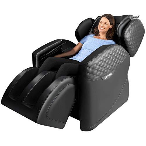 Massage Chair Zero Gravity Full Body Shiatsu Luxurious Electric Massage Chair Recliner...