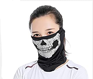 SUNPIN Ultra-Thin Breathable 3D Headscarf, dust Cover Scarf, UV Sunscreen Hood, Suitable for Motorcycle Riding, Fishing, H...