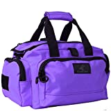 Range Bag, Free Subdued USA Flag Patch included - by Exos (Purple)