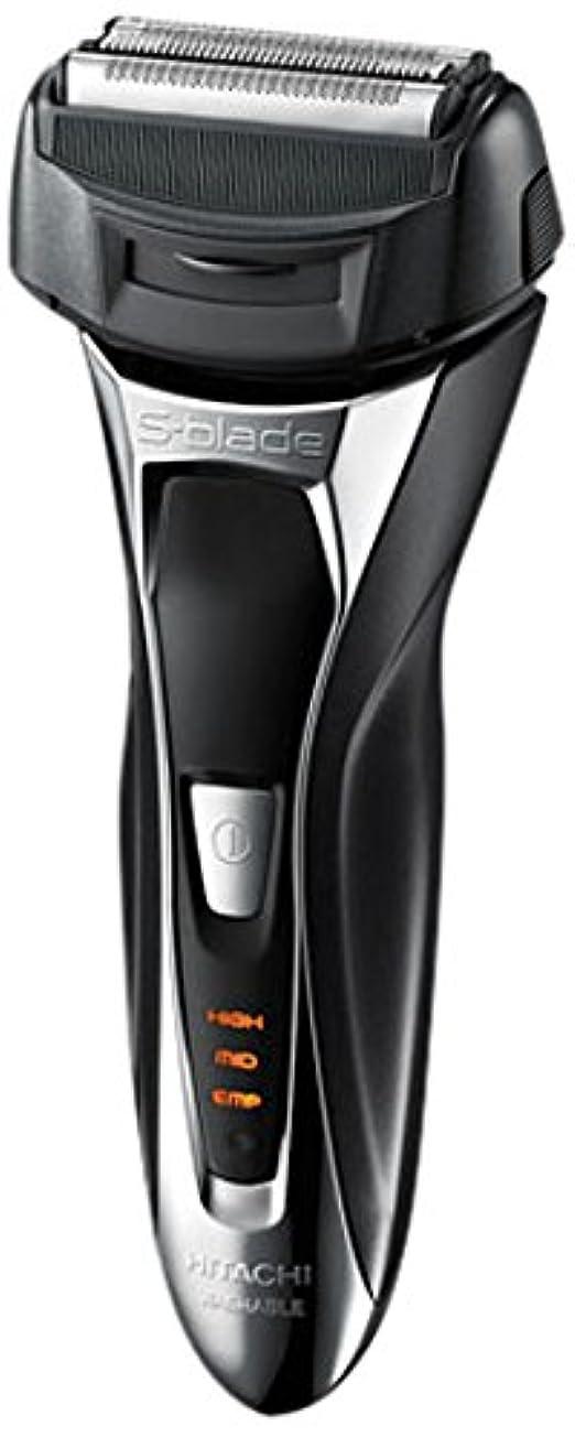 十分な脈拍名前で日立 メンズシェーバー(メタリックブラック)HITACHI S-Blade sonic (エスブレードソニック) RM-FL20WD-B