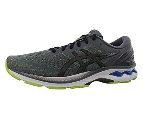 ASICS Men's Gel-Kayano 27 Running Shoes, 9.5M, Metropolis/Gunmetal