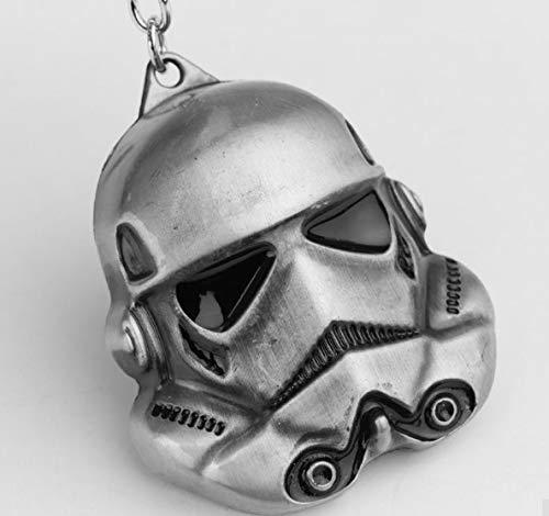 S&W Llavero Casco Soldado Imperial ||| Stormtroopers ((( Star Wars ))) (Antracita)