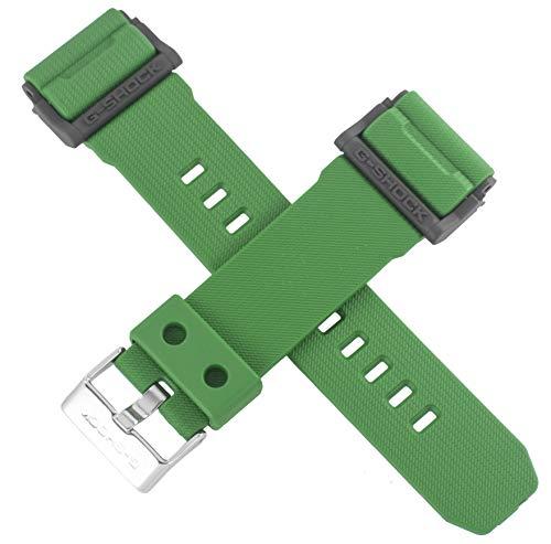 Cinturino originale Casio per orologio GD-400-3 GD 400 verde 10475778