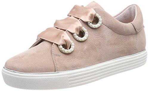 Kennel und Schmenger Schuhmanufaktur Town, Zapatillas para Mujer, Pink (Rosette/Pearl), 38.5 EU