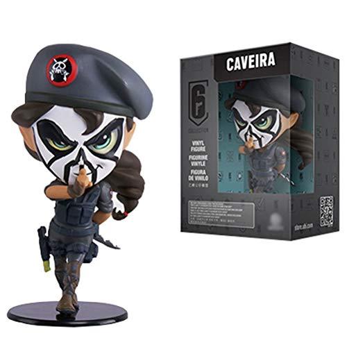 Enemy Cosplay, Children's Version Doll Hecho a Mano Cosplay Toys S3 Game Specs Recolección Adornos Cosplay Decorativo Juguetes Regalo Infantil Figura (Color : D)