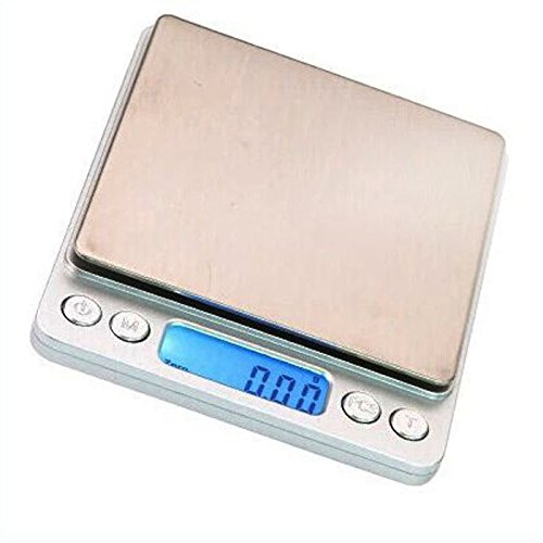 Afus 2018 NEW!! 500g/0.01 Digital Jewelry Precision Scale Piece...