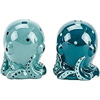 2-Piece Boston Warehouse Octopus Salt & Pepper Shakers