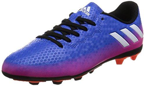 adidas Ace 17.3 Ag, Zapatillas de Fútbol Unisex Niños, Azul (Blue/footwear White/solar Orange), 38 2/3 EU