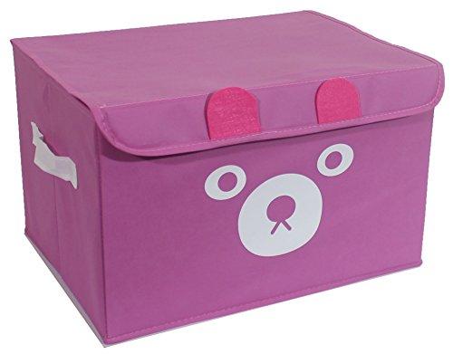 Katabird Pink Toy Storage Box Organizer, LIMITED Edition