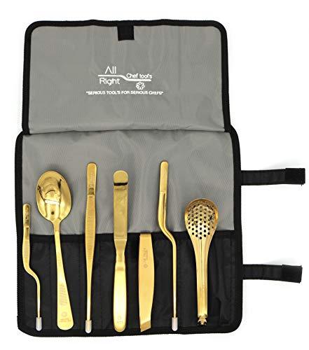 pinzas de emplatar fabricante All Right chef tool's