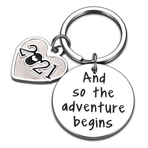 2021 Graduation Key chain for Son Daughter Students Him Her High...