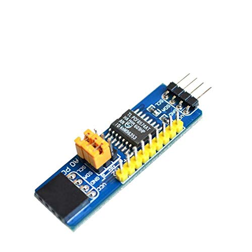 K-Fang-io PCF8574 IO Expansie Board I/O Expander 8 Bit I2C-Bus Evaluatie Ontwikkeling Module