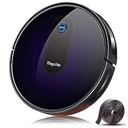 Bagotte Quiet Robot Vacuum Cleaner For Carpet