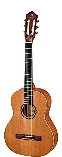 Ortega R122L-3/4 - Guitarra de concierto de 3/4 (acabado