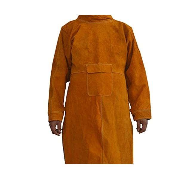 Leather Welding Jacket 1