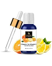 Good Vibes Age Defying Serum - Vitamin C & Vitamin E (10 ml)