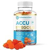 Best Eye Vitamins - Accu EyeGold Eye Vitamin Supplement Gummies 60 ct Review