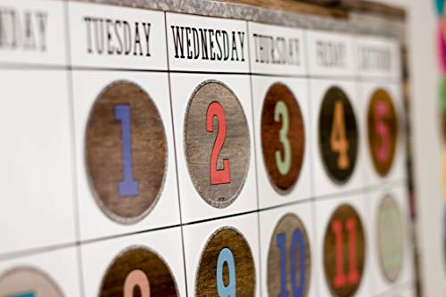 Teacher Created Resources Home Sweet Classroom Calendar Bulletin Board (TCR8855) Photo #3