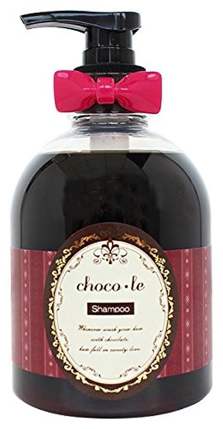 修復生き返らせる十分にハホニコ チョコレ シャンプー 300ml