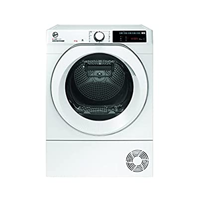 Hoover H-Dry 500 10KG Heat Pump A++ Freestanding Tumble Dryer (White)