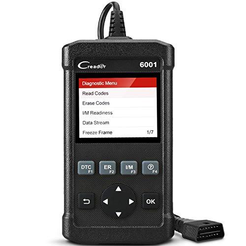 LAUNCH Creader 6001 OBD2 Scanner Car Code Reader Full OBDII/EOBD Scan Diagnostic Tool